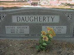 Henry Andrew Daugherty