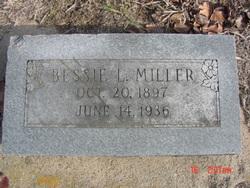Bessie L. Miller
