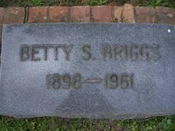 Betty S. Briggs