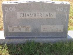 Margaret Maggie Ann <i>Miller</i> Chamberlain