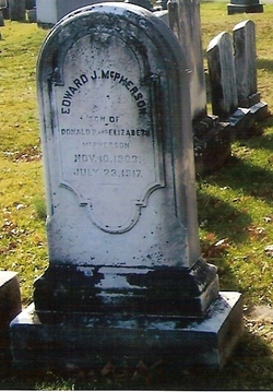 Edward J Mcpherson
