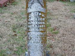 Joseph Jackson Adamson