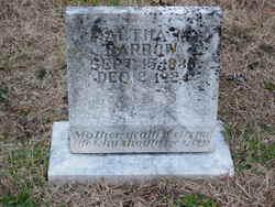 Martha Mary <i>Smith</i> Barrow