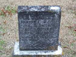 Martha Emmaline <i>King</i> Smith