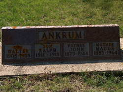 John W Ankrum