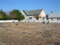 Zion Krimmer Mennonite Brethren Church Cemetery