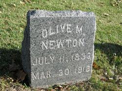 Olive Mabel <i>Gierhart</i> Newton