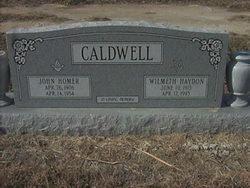 John Homer Caldwell