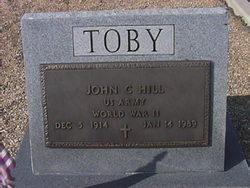 John Clifford Toby Hill