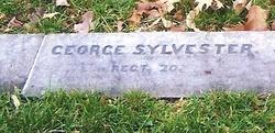 Corp George Sylvester