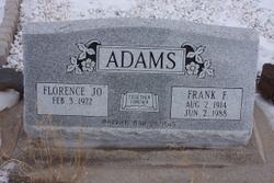 Frank F. Adams