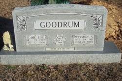 Eddie Lou <i>Russom</i> Goodrum