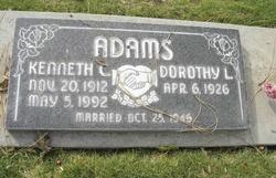 Kenneth C. Adams