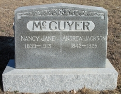 Andrew Jackson McGuyer