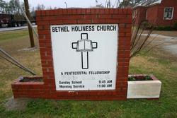 Bethel Holiness Church Cemetery