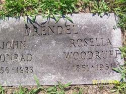 Rosella Ella <i>Woodruff</i> Drendel