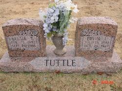 Bessie T. <i>Wood</i> Tuttle