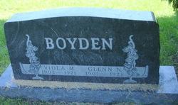 Glenn N Boyden
