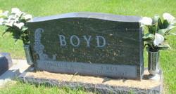 J Roy Boyd