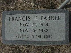 Francis E <i>Harp</i> Parker