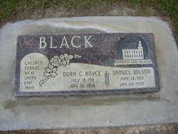 Dora C. <i>Boyce</i> Black