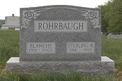 Blanche <i>Rohrbaugh</i> Rohrbaugh