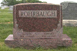 Alverta Werner <i>Rohrbaugh</i> Rohrbaugh