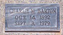 Charlie Malcolm Barton