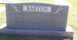 Clayton Barton