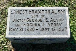 Ernest Braxton Alsop