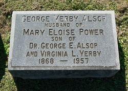 George Yerby Alsop