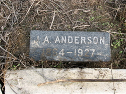 J. A. Anderson