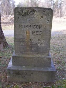 Morrison Columbus Holmes