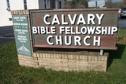 Calvary Bible Fellowship Church Cemetery