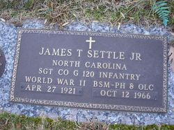 James Thomas Settle