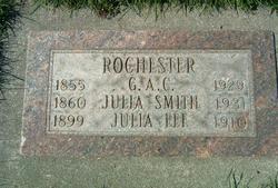 Julia Gwynn <i>Smith</i> Rochester