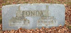 Lunia Caroline <i>Kellogg/Walston</i> Fonda
