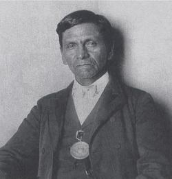 Chief Napoleon Hdakinyan Wabasha, IV
