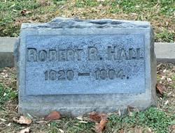 Dr Robert Rush Hall