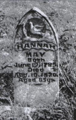 Hannah <i>Inglish</i> May