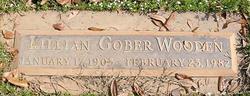 Lillian Adelle <i>Maynor</i> Gober Wooden