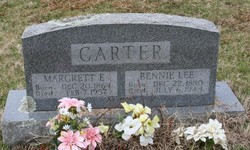 Benjamin Lee Bennie Carter