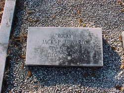 Jack P. ''Rocky'' Edwards