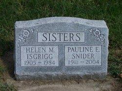 Helen M. Isgrigg