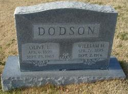 Olive Louise <i>Keys</i> Dodson