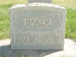 Adelbert K. Baker