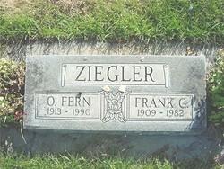Frank G. Ziegler