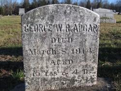 George W. R. Apgar
