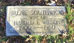 Irene Charlotte <i>Southwick</i> Wilson
