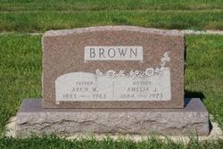 Arch Miles Brown